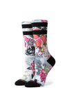 STANCE Socks - Soul Flower Crew - SUP2