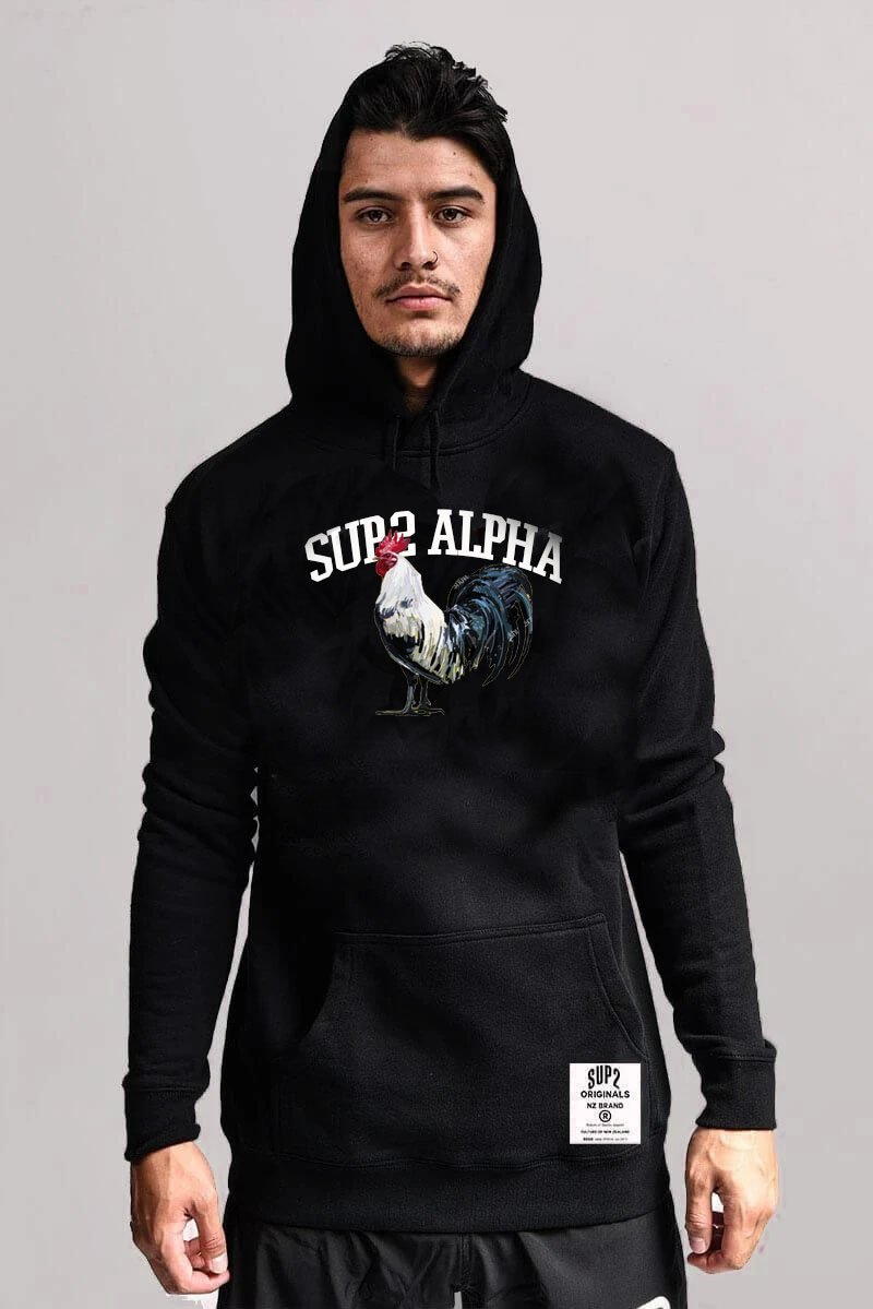 SUP2 Alpha Heavyweight Hood - SUP2