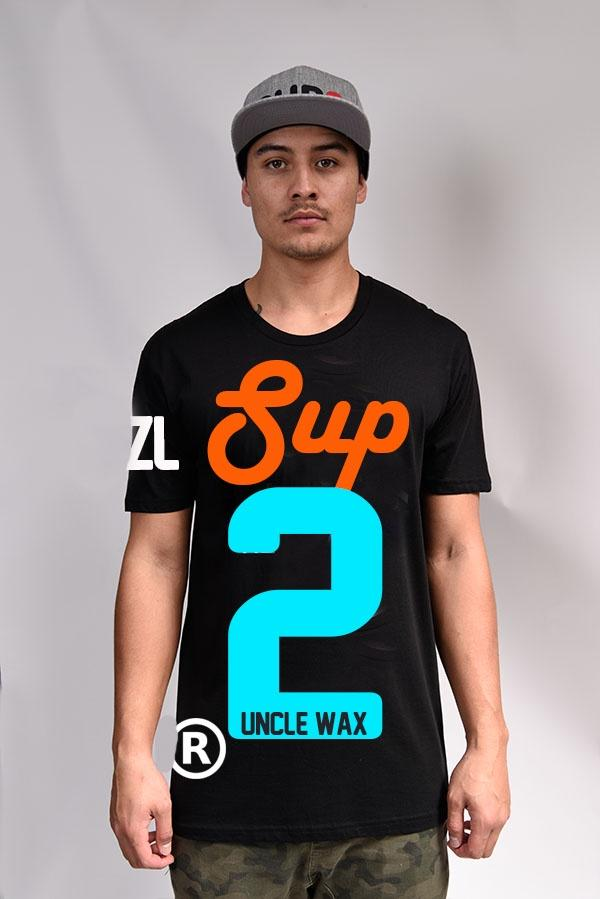 SUP2 Happy Days Mens Tee - SUP2