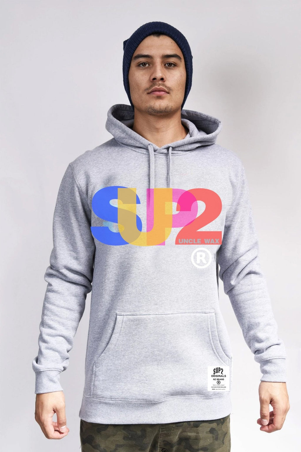 SUP2 'House Party' 350gm Hoodie - SUP2
