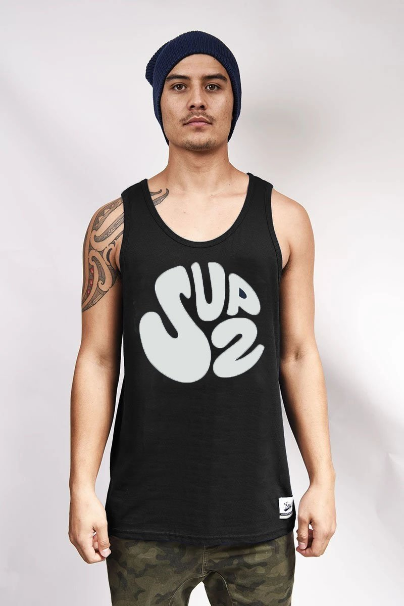 SUP2 'Howl at the Moon' Singlet - SUP2
