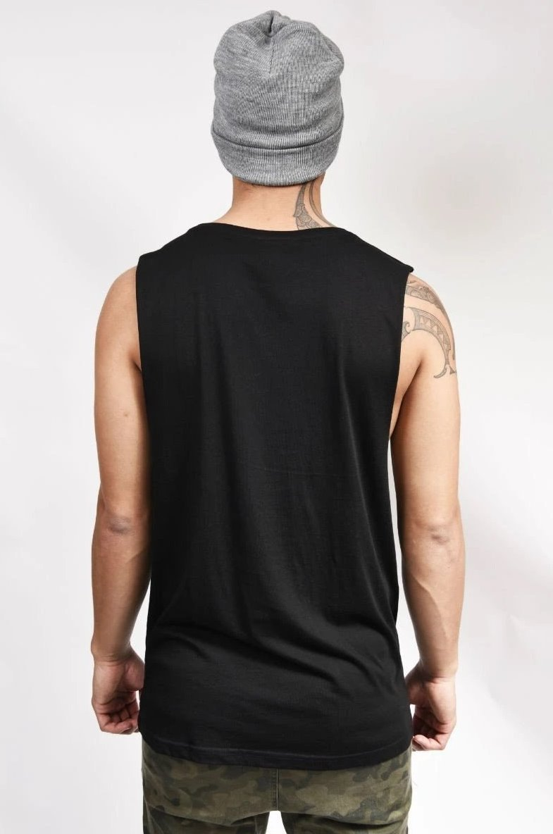 SUP2 Japan Retro Mens Singlet - SUP2