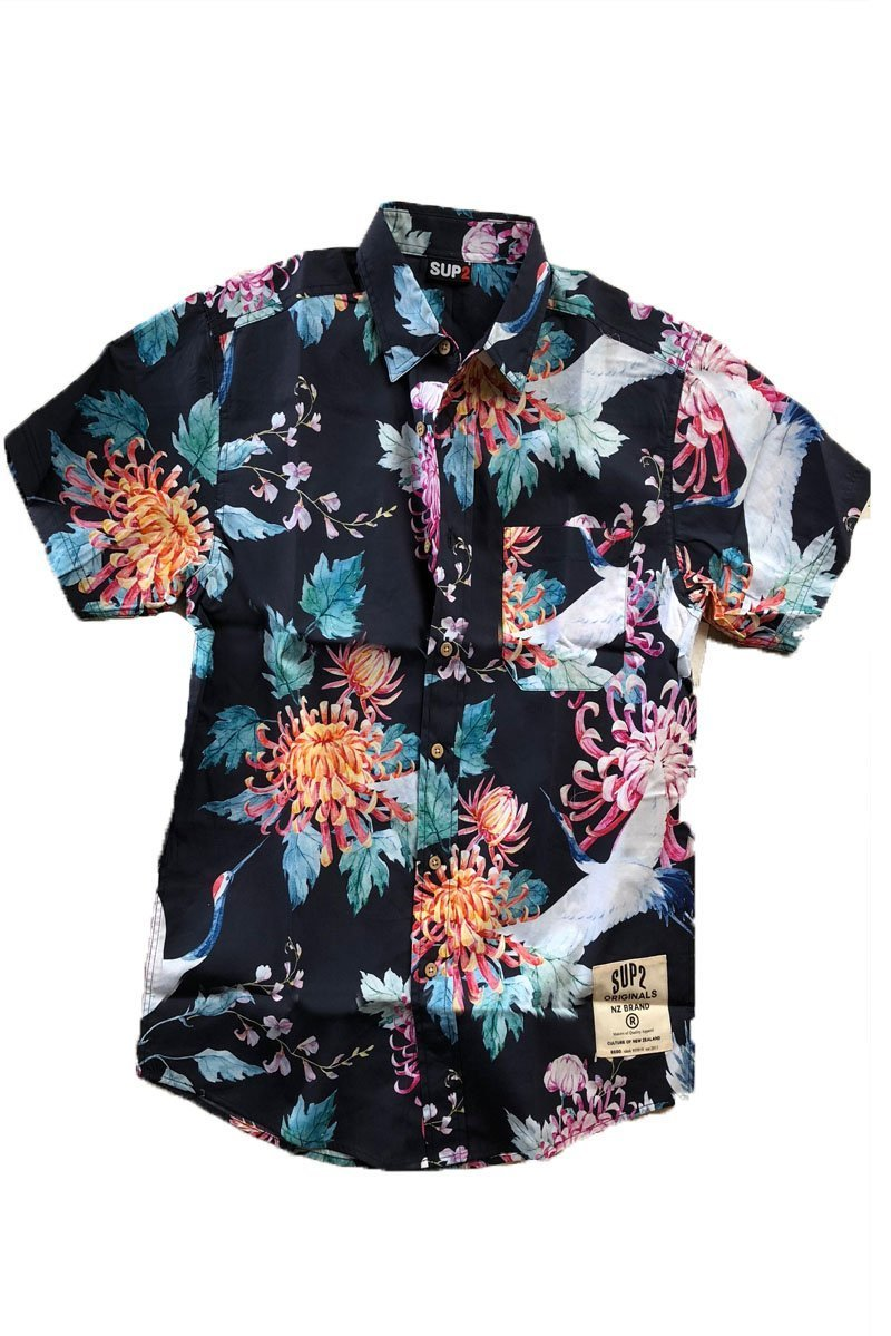 SUP2 'Jungle' Short Sleeve Shirt - SUP2