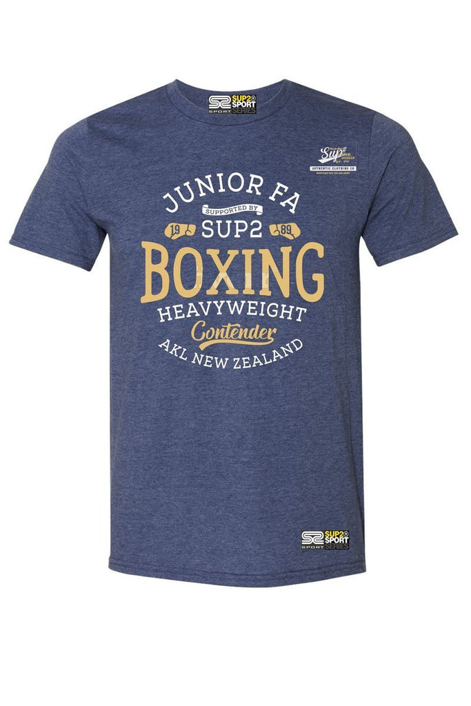 SUP2 'Junior Fa' Boxing Supporter Tees - SUP2