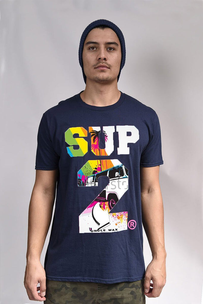 SUP2 Kiwi Summer Mens Tee - SUP2