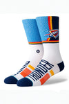 STANCE Socks - THUNDER SHORTCUT Blue - SUP2