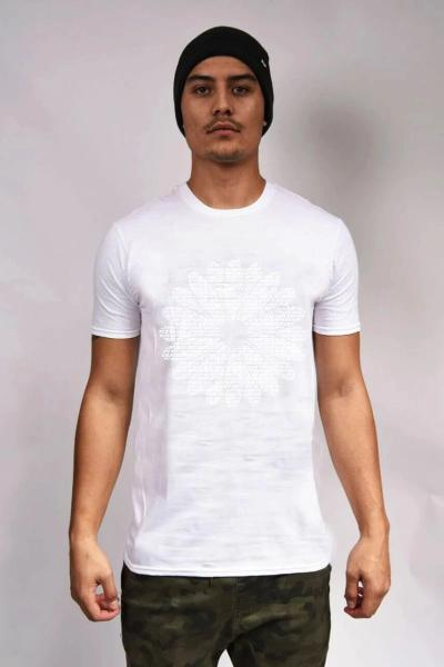 Touchy Daisy Mens Tee - SUP2