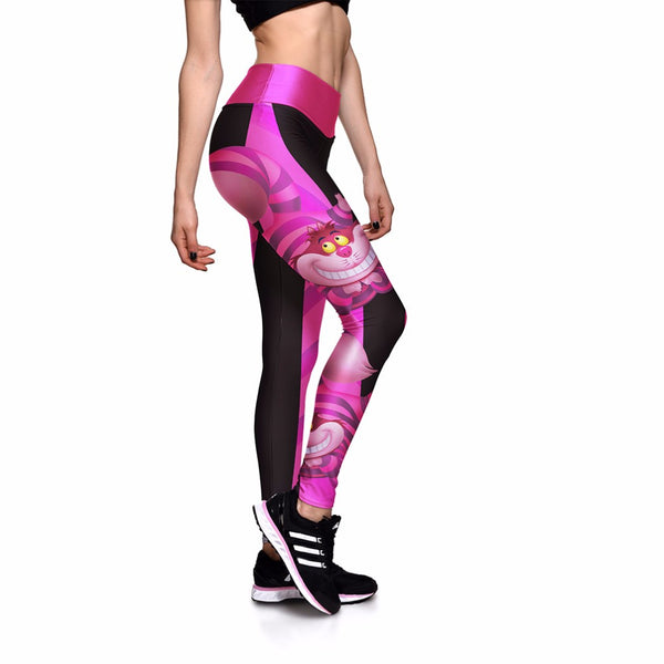 Cheshire Cat Leggings