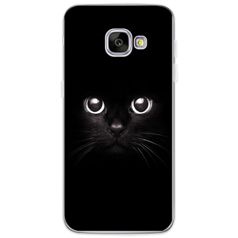 Black Cat Cellphone Cover for Samsung Galaxy