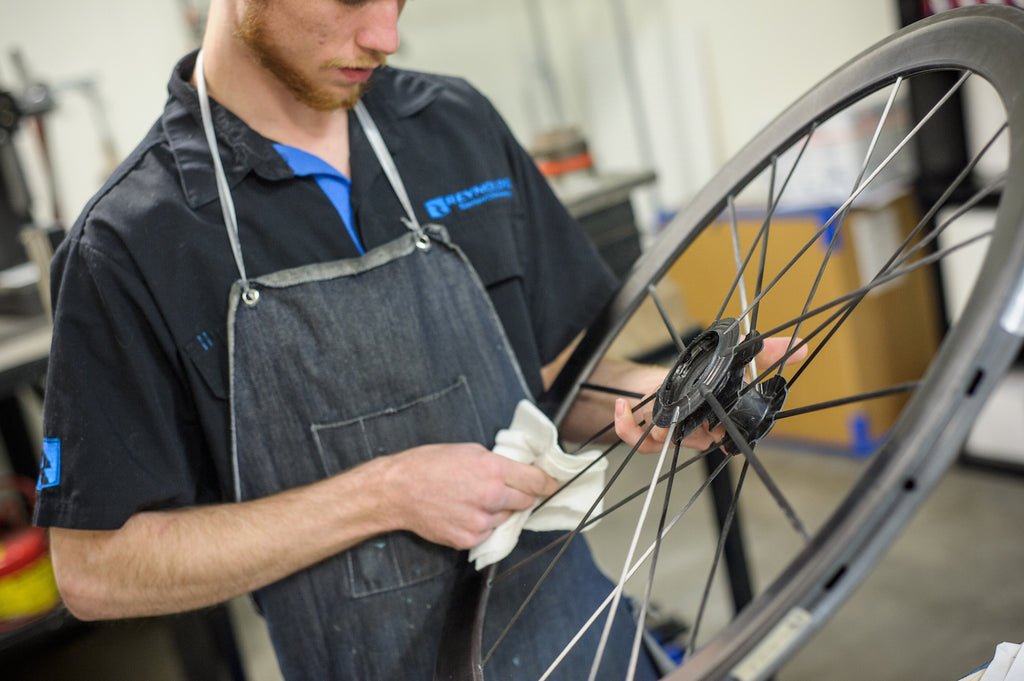 Reynolds Carbon Wheel Maker