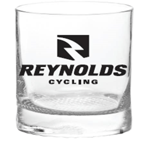 Reynolds Cycling Whiskey Glass