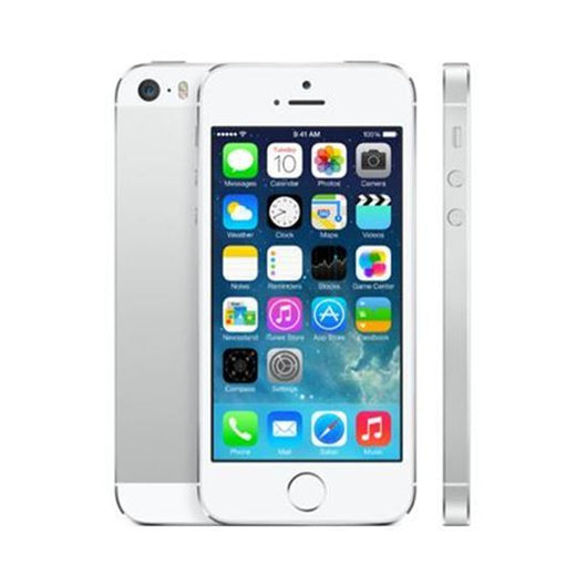reconditioned sim free iphone 5s UK silver