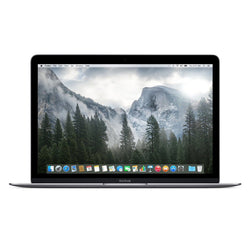 Apple Macbook 12'' Intel Core M Dual-Core Laptop - Refurbished