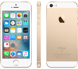 refurbished iphone SE Gold UK