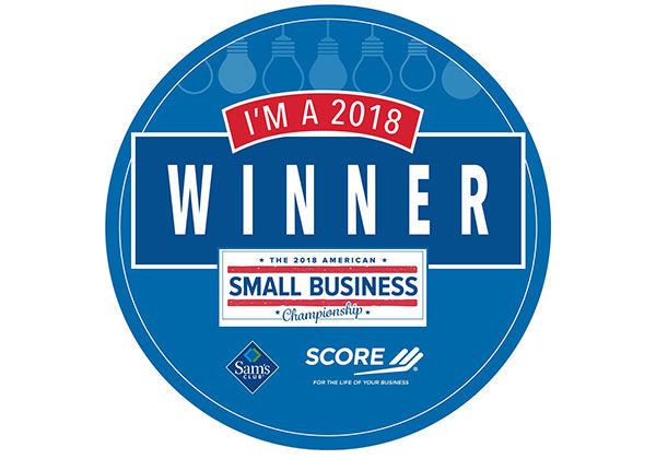 We are an American Small Business Champion!