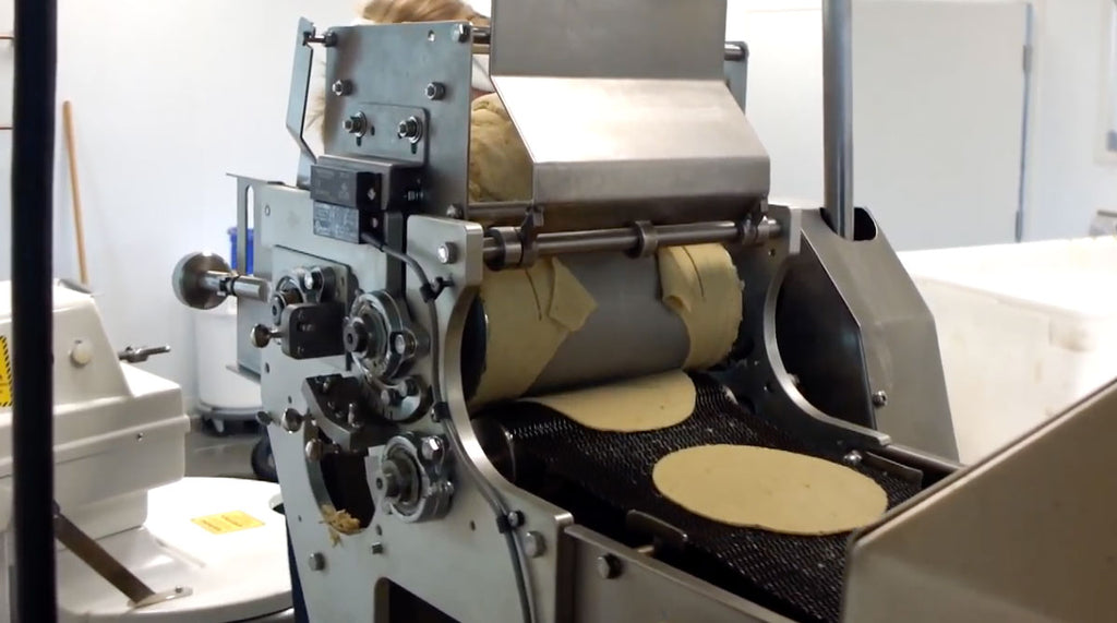 How it's made: Tour the Vermont Tortilla Company