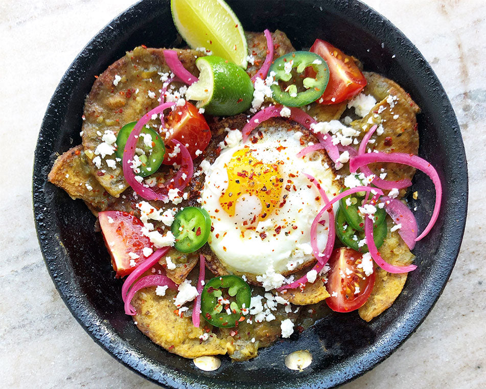 Recipe for Chilaquiles
