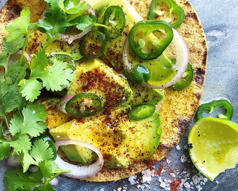 Recipe for Avocado Tacos