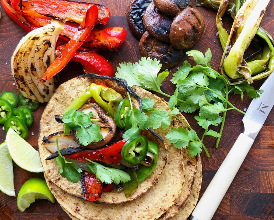Grilled Tacos Recipe