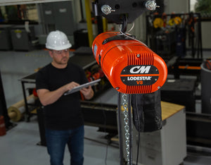 Factors to Consider When Selecting a Chain Hoist
