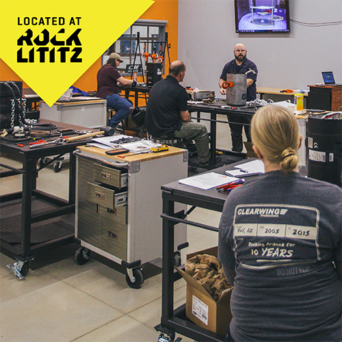 CM-ET 3-Day Hoist Boot Camp | Rock Lititz
