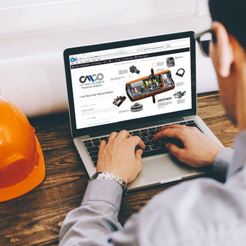 Online Course: CMCO Chain Hoist Repair Technician Recertification