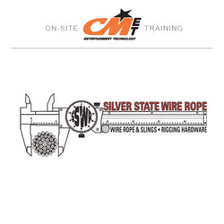 Helix Academy at Silver State Wire Rope | CM Entertainment Rigging | 5-Day Class