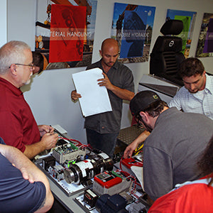 Impulse AC Drive Training | 3 Day Course – Columbus McKinnon