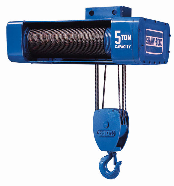Online Course: CMCO Chain and Wire Rope Hoist Technician Certification | Part # OL-CHWR-C