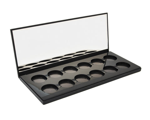 12 Shade Eyeshadow Compact - Empty (Magnetic) (26mm)