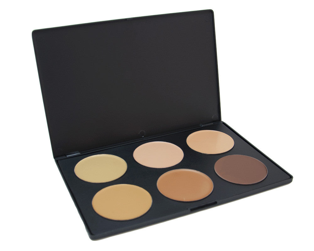 Studio Blend Cream Foundation Palette