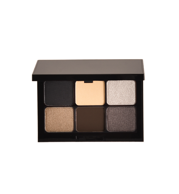 6 Shade Eyeshadow Palette