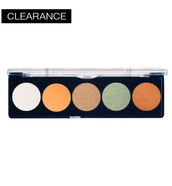 Clearance 5 Shade Eyeshadow