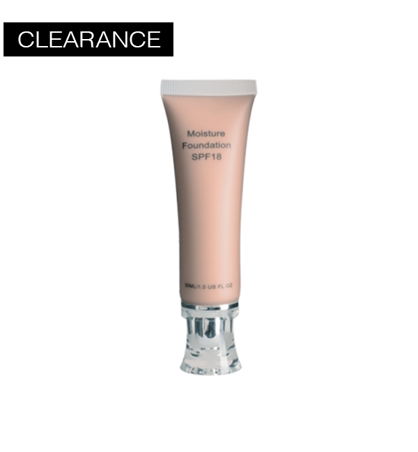 Clearance Moisture Foundation SPF 18