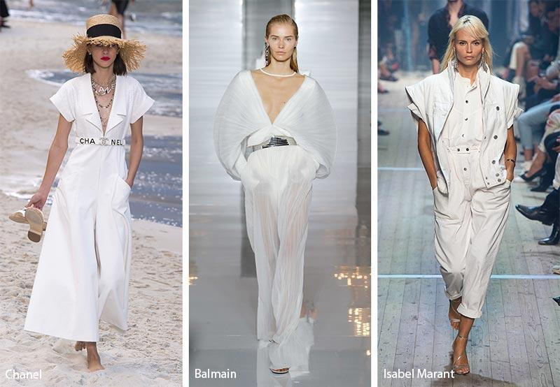 White Fashion Trend 2019 2010