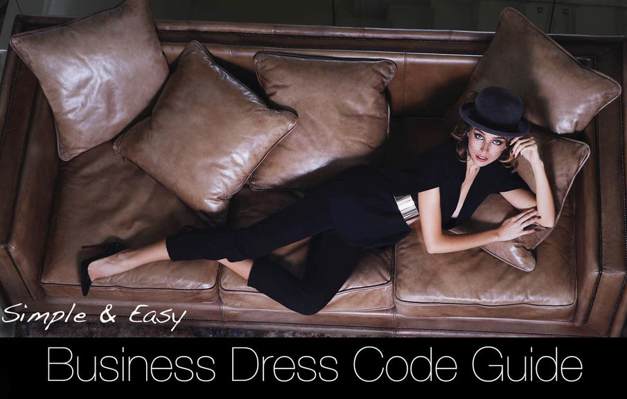 ALL ABOUT BUSINESS DRESS CODES