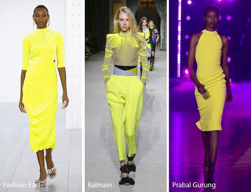 HOW TO WEAR NEON CHIC WAY