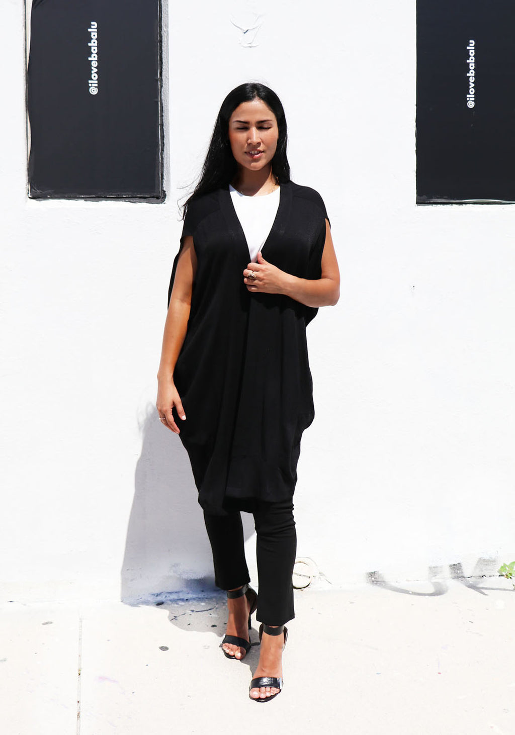 COVER UP VEST - KATANA FASHION BOUTIQUE