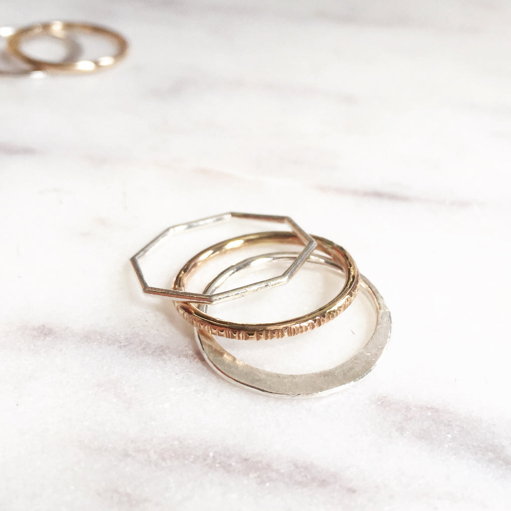 Jocelyn Ring Stack
