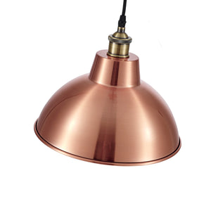 Ohr Lighting Lammin Crown Pendant, Copper Plated Decor - KATANA FASHION BOUTIQUE