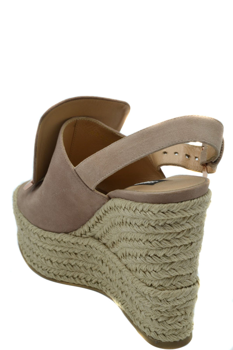 Shoes Sergio Rossi Wedge open toe sandals - KATANA FASHION BOUTIQUE