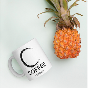 COFFEE RELIGION Mug - KATANA FASHION BOUTIQUE
