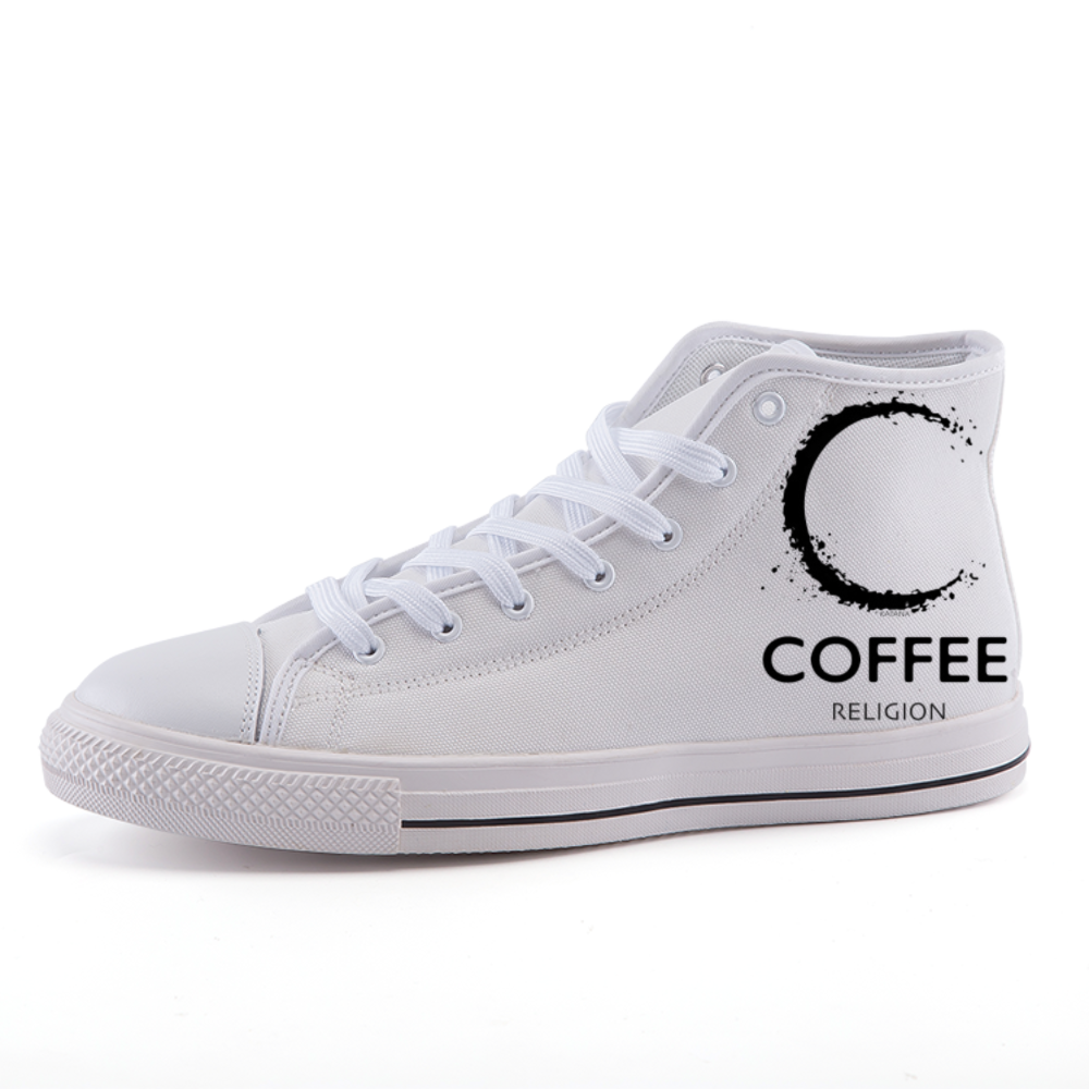 COFFEE RELIGION High Sneakers