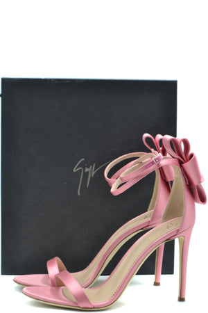 Sandals Giuseppe Zanotti blush heels - KATANA FASHION BOUTIQUE