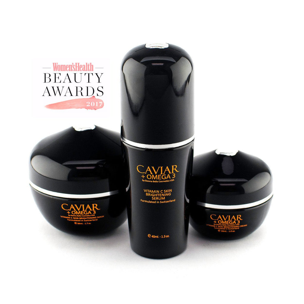 Vitamin C Skin Brightening Set - KATANA FASHION BOUTIQUE