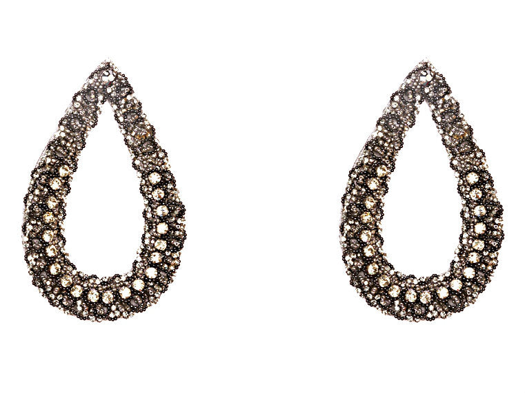THE DIVA STATEMENT EARRINGS. - KATANA FASHION BOUTIQUE