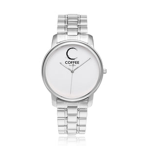 Katana brand Silver COFFEE TIME Watch