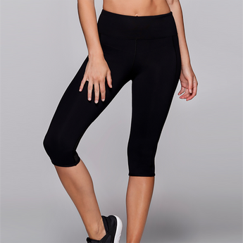 Pace Booty Support 3/4 Tight | Black