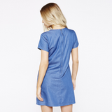 Torilda Dress | Blue