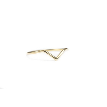 Fille Ring | Gold
